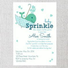 Baby Boy Sprinkle Shower by Blue Baby Sprinkle Shower Invitation Blue Grey