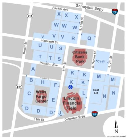 lincoln event parking lincoln financial field parking lots tickets in