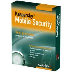 kaspersky mobile security quot quot kaspersky mobile security
