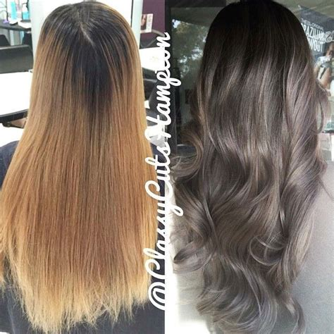 how to cover red hair image result for heather ash grey hair colour пепельный