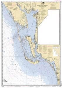 estero bay lemon bay incl harbor nautical chart
