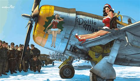 pin up wings tome 1 dottie mae 1 32 eduard store
