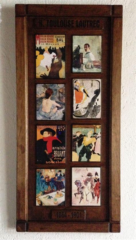 cuadros artesanales cuadros artesanales tipo collage retro y gran variedad