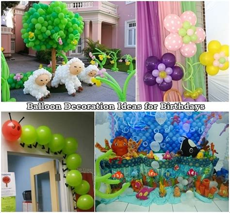 gallery easy balloon decoration