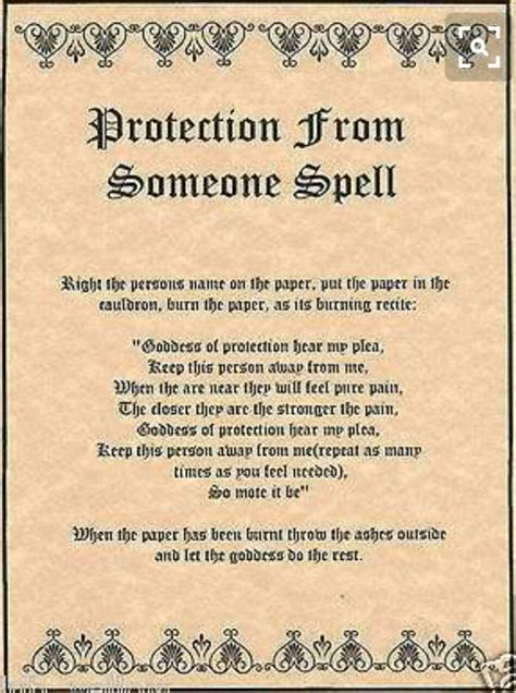 libro moon spells how to protection from someone spell magic magia brujo y brujas