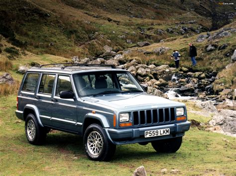 all car manuals free 1998 jeep cherokee navigation system jeep cherokee limited uk spec xj 1998 2001 images 1600x1200