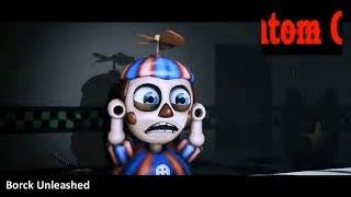 Youtube video sfm balloon boy reacts to fnaf world teaser trailer hd