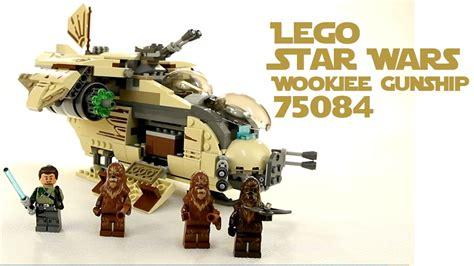 Sale Lego 75084 Wars Wookiee Gunship lego wars wookiee gunship 75084 recenzja ekajtek pl