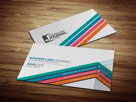 40 Unique Stylish Psd Corporate Business Card Designs For Free Free Premium Creatives Unique Business Card Templates