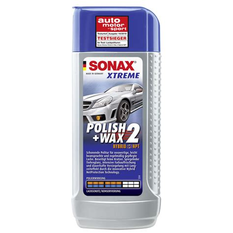 kunststoff politur gegen kratzer sonax xtreme wax 2 hybrid npt politur gegen feine