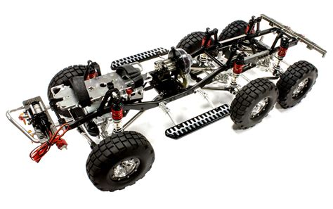 Rc Offroad Rockcrawler King 18 Scale Motif custom diy modified rc crawler parts for r c or rc