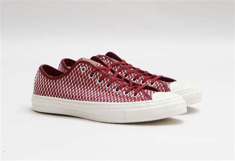 Converse All Hi White Ox Premium converse ct premium ox and hi woven pack sole collector