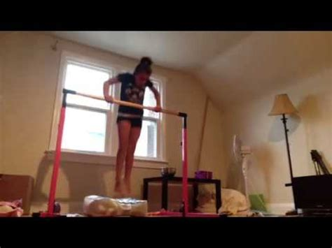 home tricks my gymnastic bar tricks only a few youtube