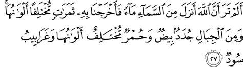 Al Quran Fathir surat al fathir dan terjemahan al qur an dan terjemahan