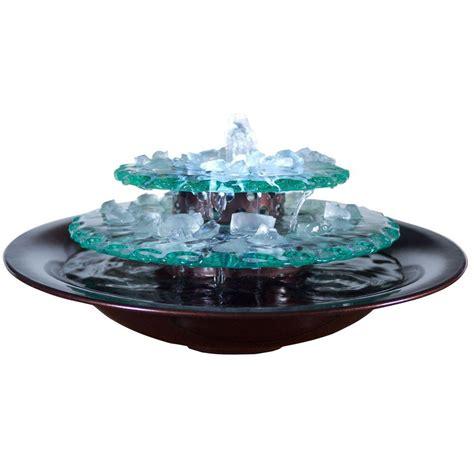 water wonders bluworld moonlight table top fountain wwmldg