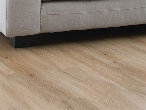 Synthetic material floor tiles with wood effect SENSO