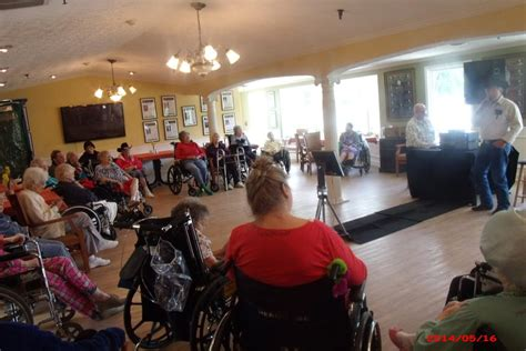 national nursing home week quot western day quot hermitage care