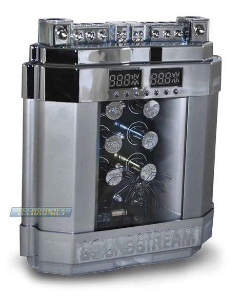 10 farad capacitor for sale soundstream sc 8ca 8 0 farad power capacitor