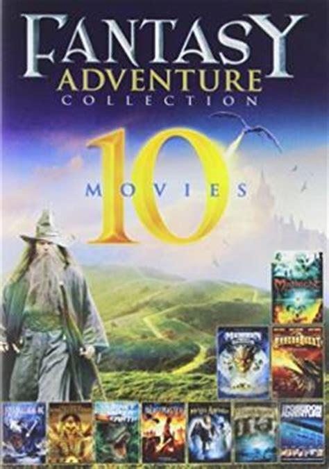 film fantasy in dvd fantasy adventure collection 10 movies dvd movie