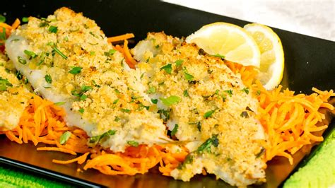 come cucinare il pesce al forno filetti di merluzzo gratinati al forno facilissimi