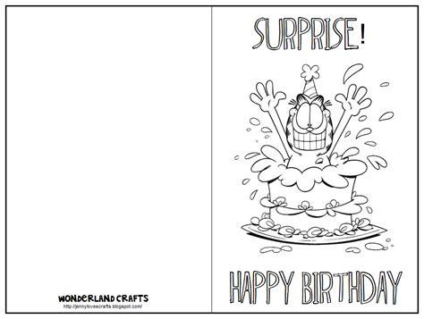printable birthday card decorations free images to print out print out cards birthday card