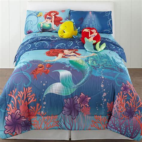 little mermaid comforter set full the little mermaid bedding full comforter set 336