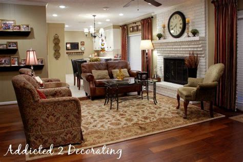 Paint Colors For Family Room With Fireplace by How To Paint A Brick Fireplace Fireplaces Furniture And