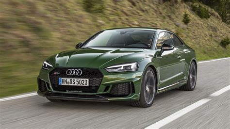 New Audi Rs5 2018 by 2018 Audi Rs5 Coupe Drive Photo Gallery