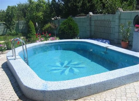 inground pool ideas images of semi inground pools pool design ideas