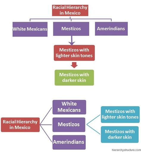 punishing the black marking social and racial structures racial hierarchy in mexico racial hierarchy