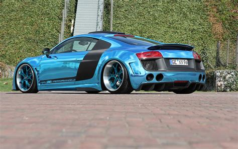 XXX Performance: Custom R8 V10 (based on Audi R8) news