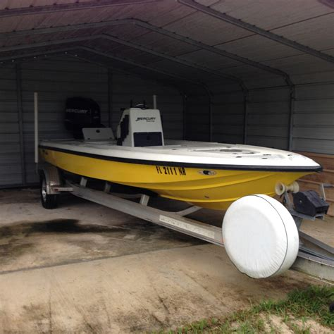 used lake and bay boats for sale 2008 used lake and bay backwater 20 bay boat for sale