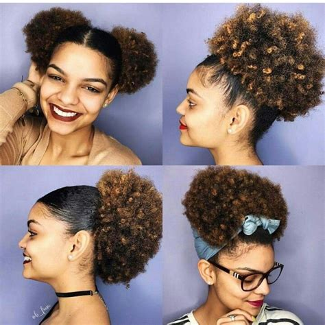 easy hairstyles for short nappy hair best 25 4c natural hairstyles ideas on pinterest
