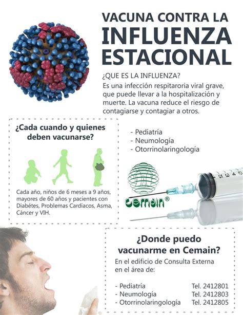 compensar hay vacuna contra la gripe 17 mejores ideas sobre vacuna contra la influenza en