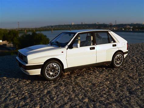 Lancia Delta Integrale 16v I Am Modelist 187 Lancia Delta Hf Integrale 16v