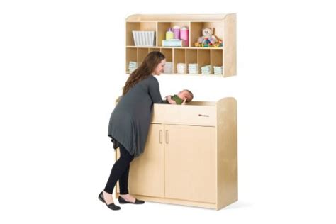 Daycare Changing Tables Serenity Changing Tables And Organizers Daycare Cribs