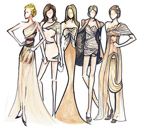 design fashion sketches online fashion designing fashionenigmaz