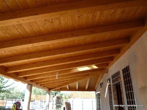 tettoia legno lamellare tettoia in legno lamellare artena roma progetto