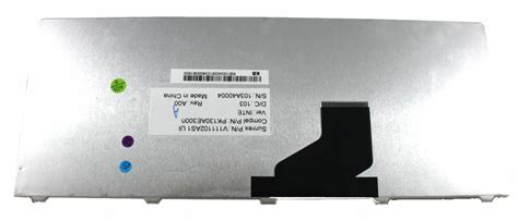 Keyboard Acer Aspire One 521 522 532 532h 532g Ao532h acer toetsenbord keyboard acer aspire one 521 522 532 532h
