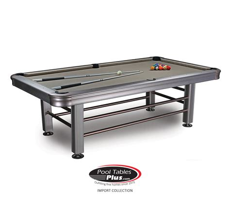 Pool Table 8 by 8 Foot Outdoor Pool Table