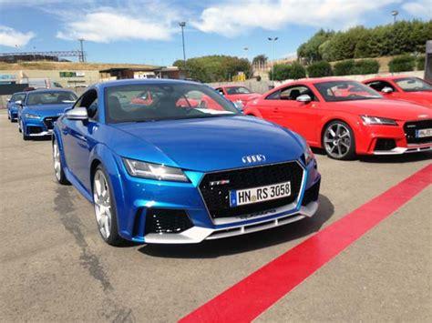 2018 audi ttrs 2018 audi tt rs test drive auto reviews