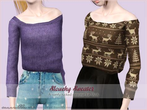 oversized sweater sims 4 cc sims 3 cc oversized sweater bronze cardigan