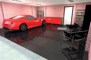 black epoxy garage floor paint preparing epoxy garage