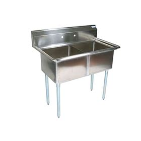 commercial kitchen sink bk bks 2 1620 12 two compartment sink commercial