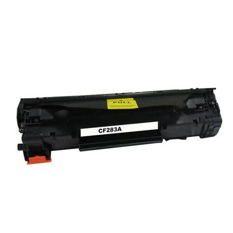 Cartridge Compatible Cf283a hp cf283a black toner cartridge 83a compatible