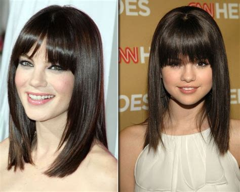 modern ear length bob passion carr 233 hairstyles bobs shoulder length hair with fringe 2014 medium hairstyles