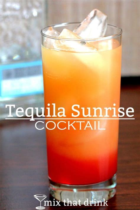 cocktail drinks names best 25 tequila sunrise ideas on pinterest tequila