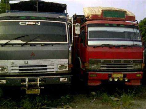 1997 Mitsubishi Fuso 6x2 Tronton by Jual Tronton Fuso 6d40 1997 Mobil Bekas Rental Mobil