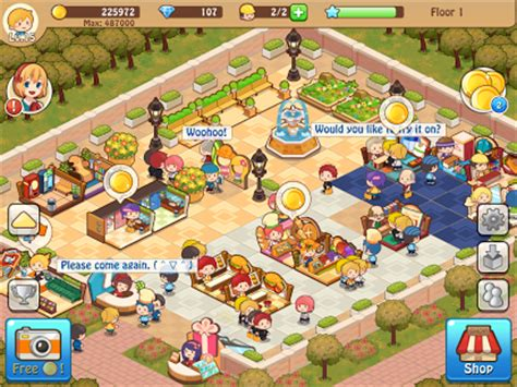 download happy mall story mod game happy mall story 187 android games 365 free android games