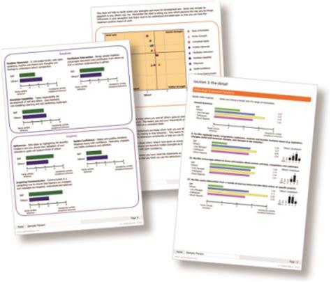 360 feedback report sle 360 degree feedback for leaders